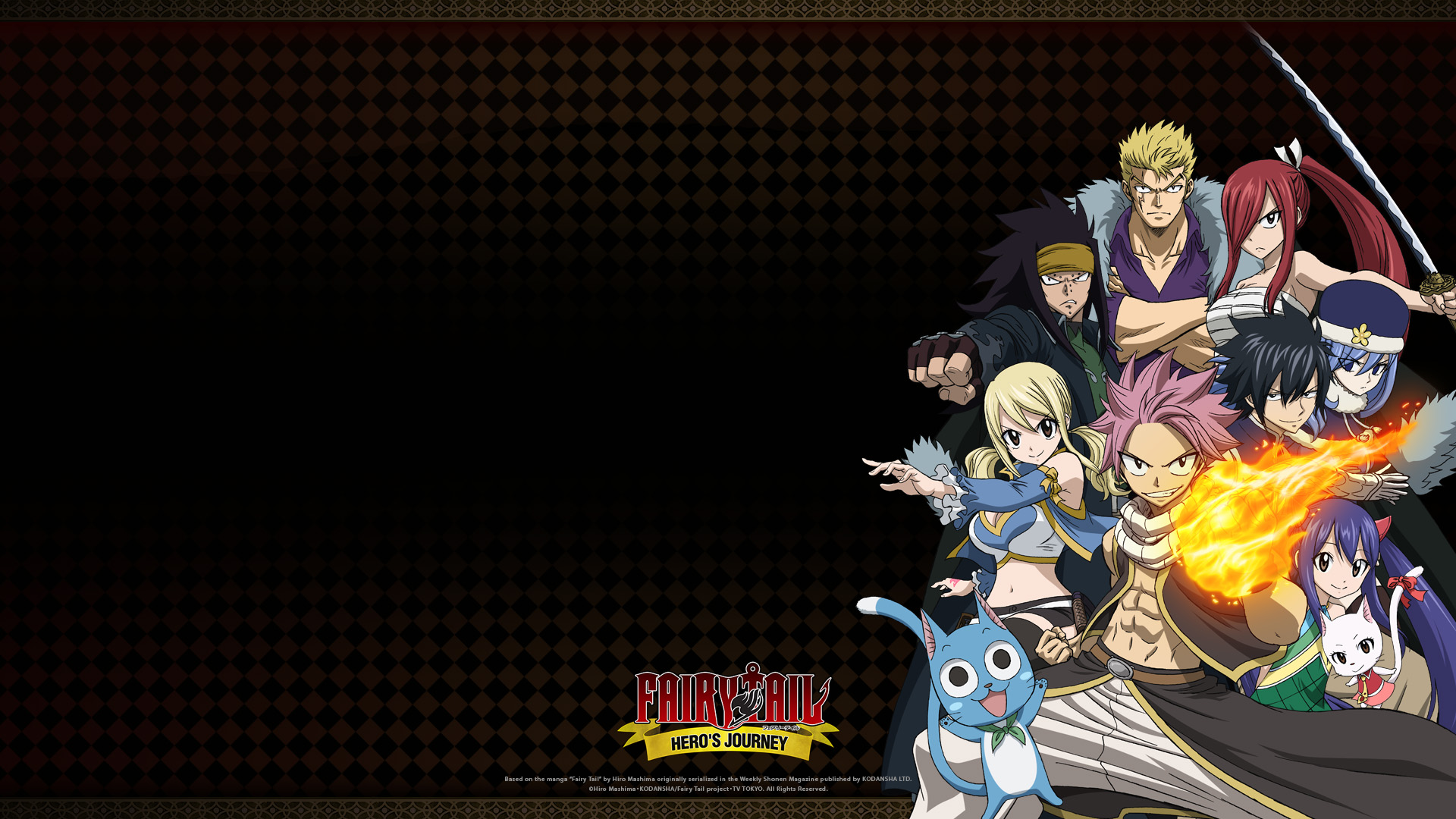 Fairy tail dating sim game