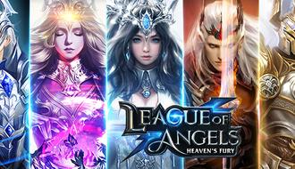 League of Angles - Heaven's Fury free online game