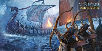 Vikings: War of Clans 2019