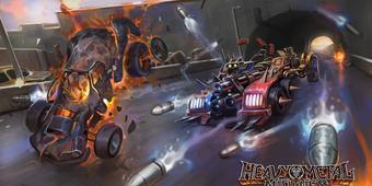 Heavy Metal Machines 2017