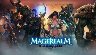 Magerealm free online game