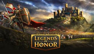Legends of Honor Browser game strategico gestionale