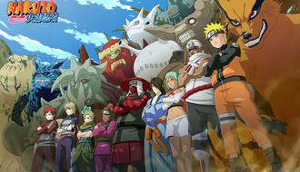 Naruto Online free online game