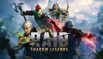 RAID: Shadow Legends MMORPG 2020 di eroi collezionabili