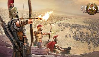 Sparta: War of Empires Browser game di guerra
