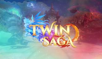 Twin Saga free online game