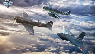 World of Warplanes free online game