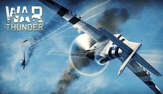 War Thunder Sparatutto aereo con elementi GDR